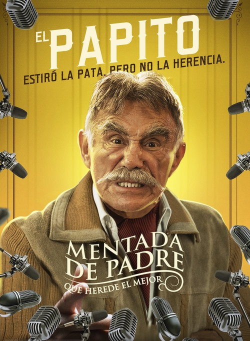 Mentada de padre [2019] [DVD R4] [NTSC] [Latino]
