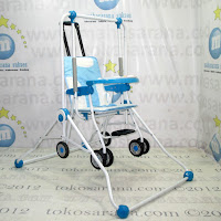 Tajimaku BS203 Train 2 in One Baby Swing and Chair Stroller