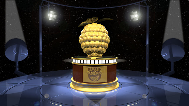 Full winners list of Razzies 2019 results Golden Raspberry Awards 39th Annual