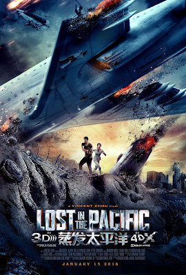 Lost in the Pacific Poster