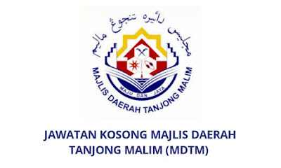 Jawatan Kosong Majlis Daerah Tanjong Malim 2019 (MDTM)