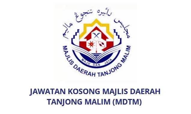 Jawatan Kosong Majlis Daerah Tanjong Malim 2021 (MDTM)