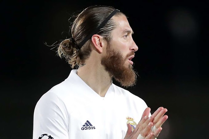 Real Madrid Confirm Sergio Ramos' Exit After 16 Years