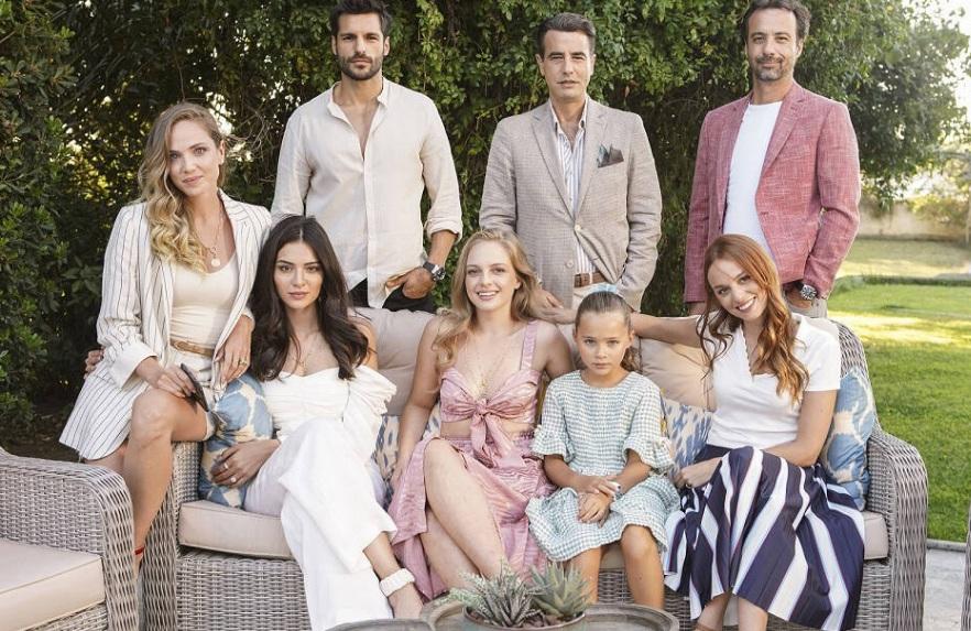 Yeni Hayat ~ O nouă viață - Distribuție serial