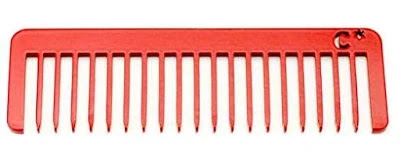 Metal Thick Hair Comb