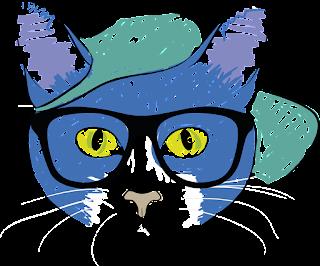 صورة قطة كرتون بدون خلفية بصيغة png