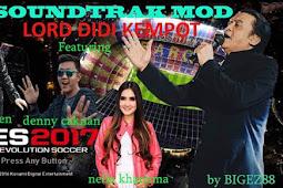 Didi Kempot Soundtrack List For - PES 2017