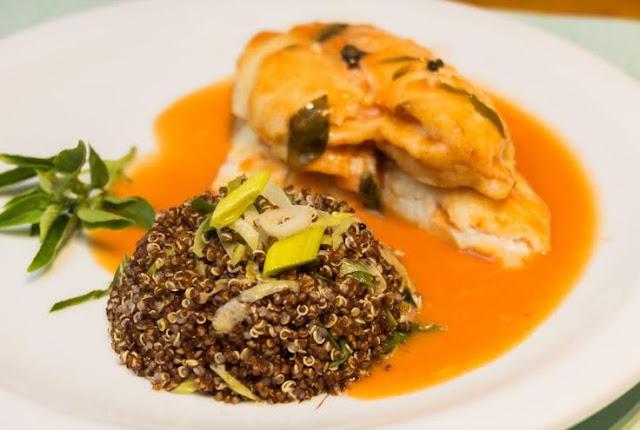 Restaurante Tori: Bom para o paladar e para a saúde