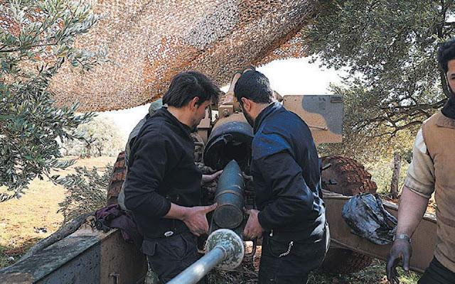 Σε κινούμενη άμμο εξελίσσεται η Συρία για τον Ερντογάν