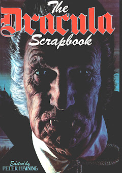 'The Dracula Scrapbook' by Peter Haining
