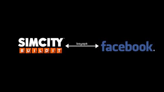 Menghubunngkan Simcity dengan Facebook