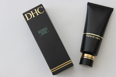 DHC Mineral Mask review