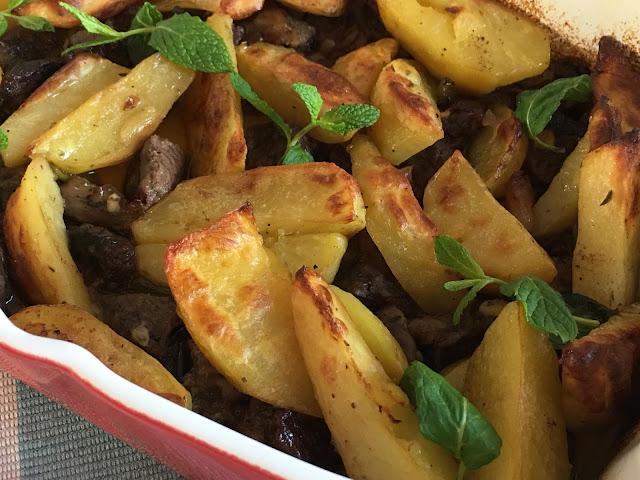 Fırın yemekleri, nefis yemek tarifleri, kolay yemek tarifleri, Et yemekleri, pratik tarifler