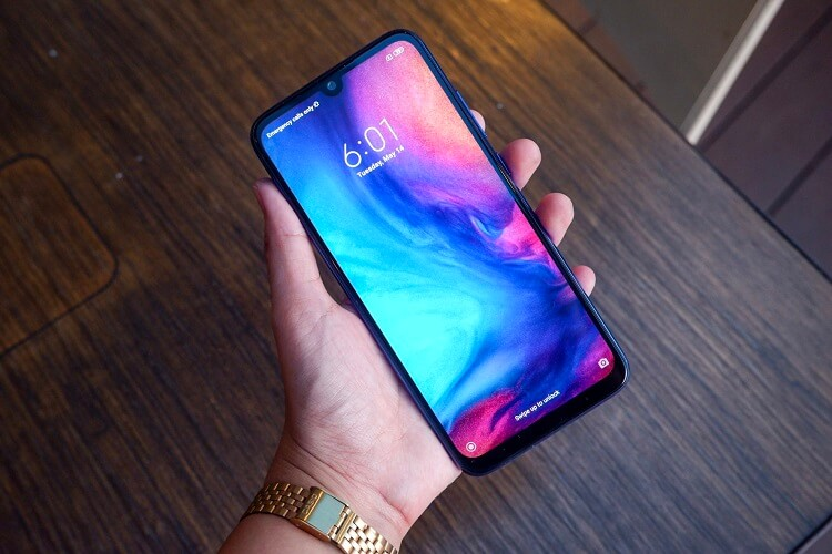 Redmi Note 7 Review 6.3-inch FHD+ screen