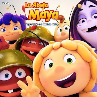 La abeja Maya - Los juegos de la miel - [2017]