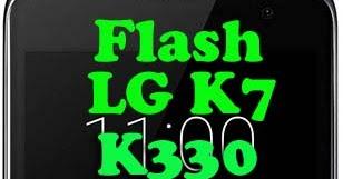 How To Flash Stock ROM LG K7 (K330 & MS330) Using LG