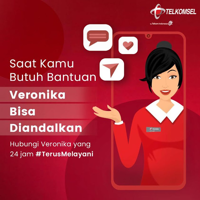 layanan customer service digital Telkomsel