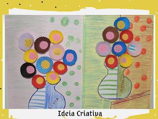 Atividade Educação Infantil de acordo com a BNCC Traços, sons cores e formas