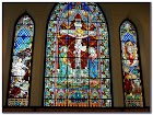 Beautiful Church Stained GLASS WINDOWS