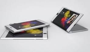 تابلت قابل للطي يتحول إلى هاتف ذكي LG المنتظر في الأسواق