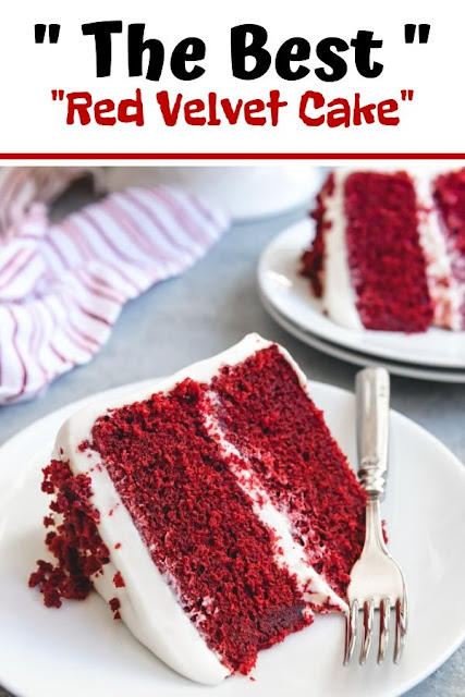 The BEST Red Velvet Cake #The #BEST #Red #Velvet #Cake Cake Recipes From Scratch, Cake Recipes Easy, Cake Recipes Pound, Cake Recipes Funfetti, Cake Recipes Vanilla, Cake Recipes Bundt, Cake Recipes Homemade,