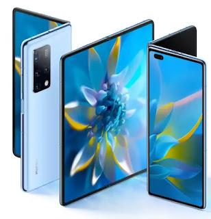 Huawei Mate X2 قابل للطي ومليء بالمميزات