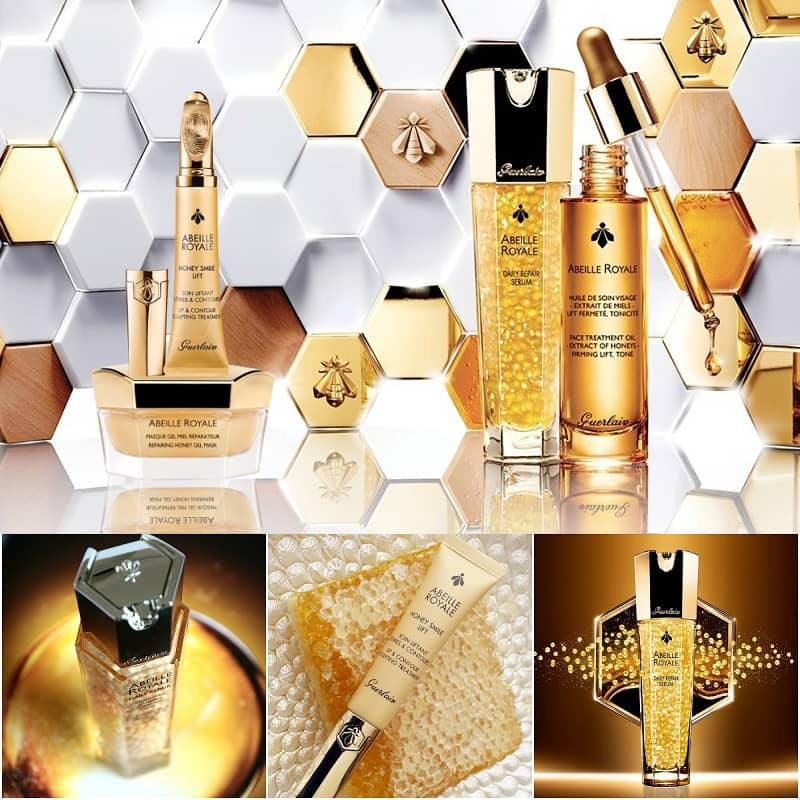 LA COLLECTION ABEILLE ROYALE DE GUERLAIN