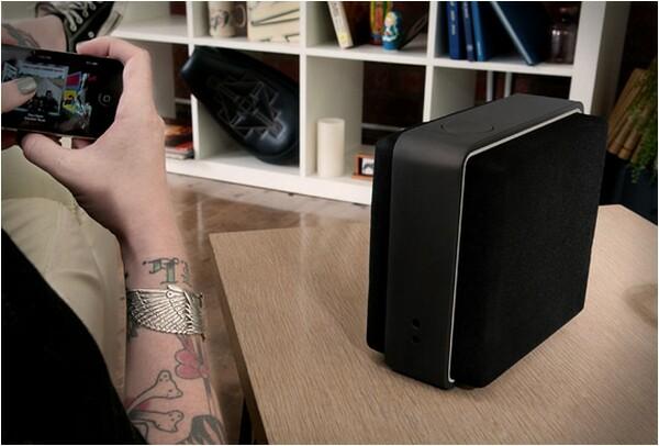 minimal HQ speaker design
