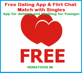 Free Dating App Flirt Chat  Match with Singles Application, App for dehting and chatting for Younger