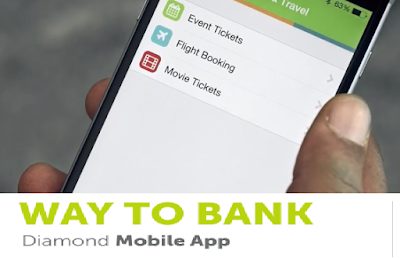 diamond bank mobile application