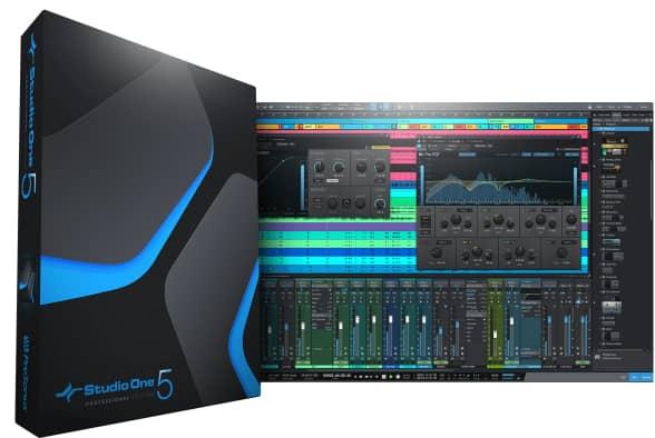 تحميل مجاني لبرنامج Studio One Pro 5.0.2 Crack + Keygen