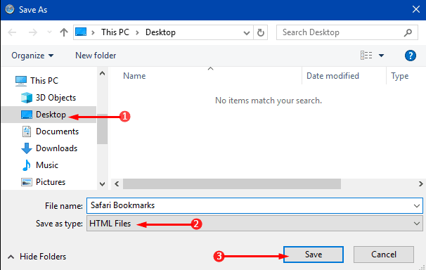 How to Export Bookmarks from Microsoft Edge to Safari