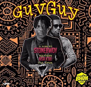 LYRICS : Stonebwoy - Guy Guy ft Bisa Kdei