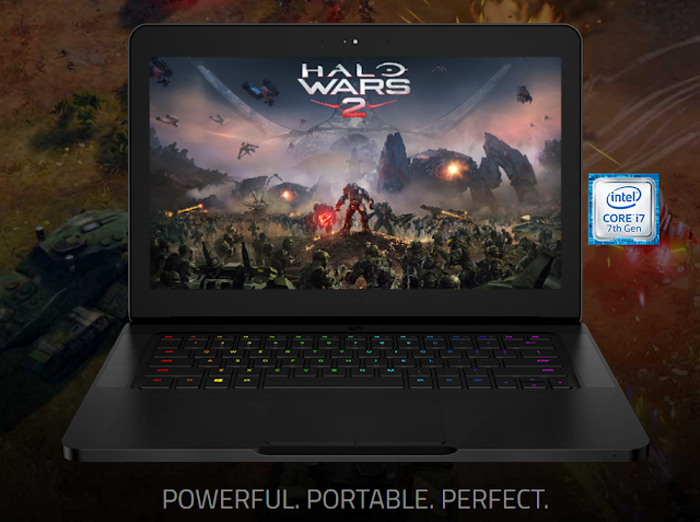 2017 new Razer Blade gaming laptop