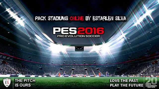 PES 2016 Stadiums Pack Online