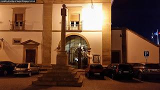 MONUMENT / Pelourinho, Castelo de Vide, Portugal