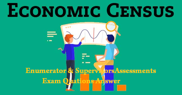 Q1. When was the first census of economic conducted in India. 1977 Q2. When was the recent economic cences conducted in India 2013 Q3. In the recent economic census, which economic unit was not covered? Agriculture Q4. Which ministry sponsored the scheme of Economic Census. Ministry of Statistics and Programme Implementation (MOSPI)  Q5. What is the purpose of Economic Census. To Data collection of the economic units Q6. when economic census launched a scheme Economic Census and Surveys. 1976 Q7. Up till now How many economic Census are conducted in India. 6 Q8. Which area is covered in the 7th Economic Census. Agriculture Q9. Who will collect the economic information from citizens in economic census. Enumerators Q10. Which area was covered in first economic census. Non agricultural establishment