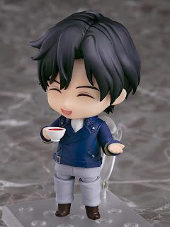 "Nendoroid Yang Wen-li de ""Ginga Eiyuu Densetsu: Die Neue These"" - Good Smile Company"