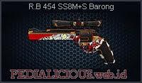 R.B 454 SS8M+S Barong