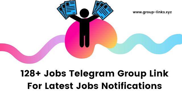 Jobs Telegram Group Link For Latest Jobs Notifications