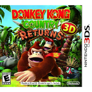 Donkey Kong Country Returns cia