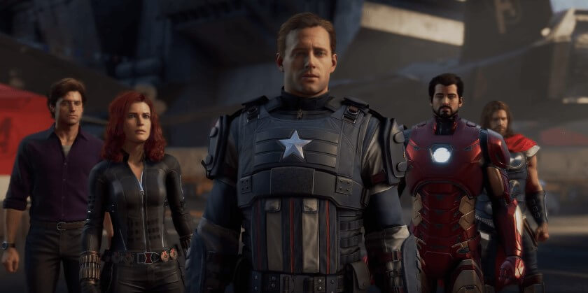 E3 2019: Marvel's Avengers Coming May 15, 2020