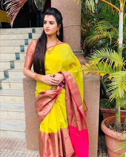 Tamil Serial Actress Rashmi Jayaraj Latest HD Photos