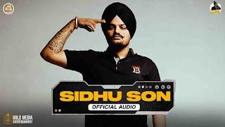 Sidhu Moose Wala Sidhu Son Lyrics Status Download Song Munda Sidhuan da agg kad da sala duniya da sadna ta banda WhatsApp status black