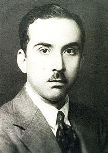 Foto de Martín Adán en edad adulta