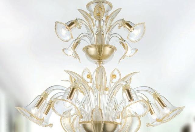 murrina-lampadario-di-murano-in-vetro-soffiato-trasparente-oro