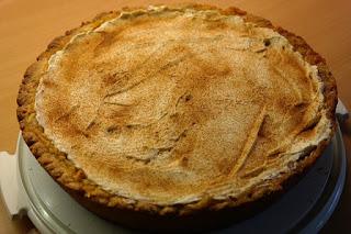 amish raisin pie recipe