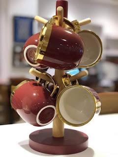 Meilleures images de bricolage verre de café avec résiné epoxy