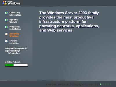 Window Server 2003