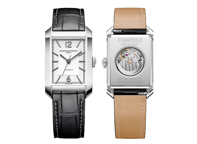 Baume et Mercier Hampton Automatic 10522